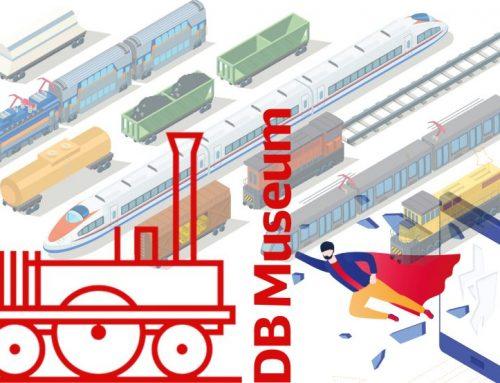 Kick Off Deutsche Bahn Museum Besucher-App