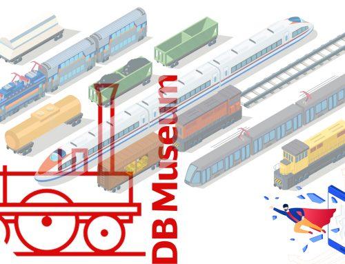 Kick Off Deutsche Bahn Museum Visitor-App