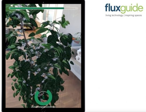 Fluxguide AR Experience for the Deutsches Museum