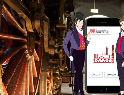 DB Museum App jetzt in den Stores