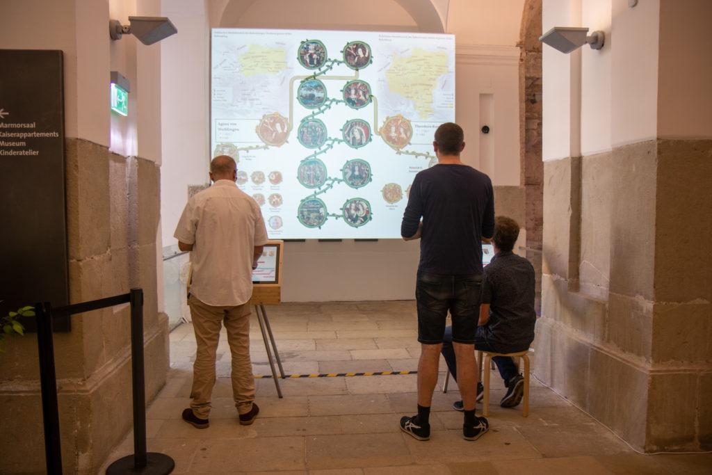 meetUX: New ways of interactive exhibitions – Fluxguide