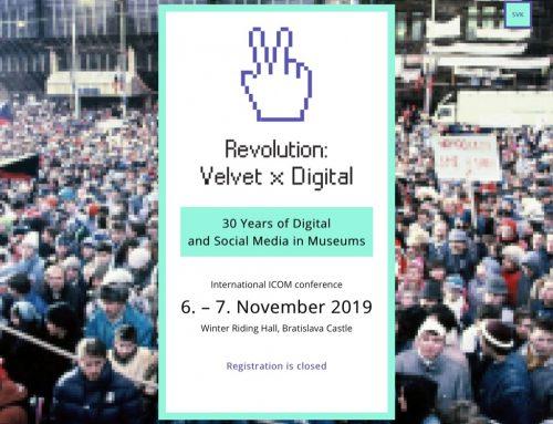 ICOM Conference Bratislava Nov 6-7 2019