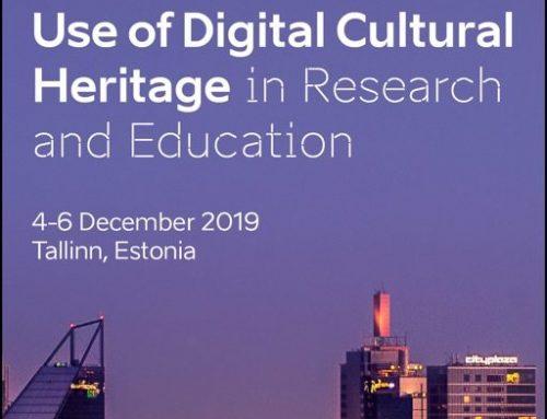 "Vortrag & Paper ""Digital Mediation of Art and Culture"" auf der DH Estonia in Tallin"