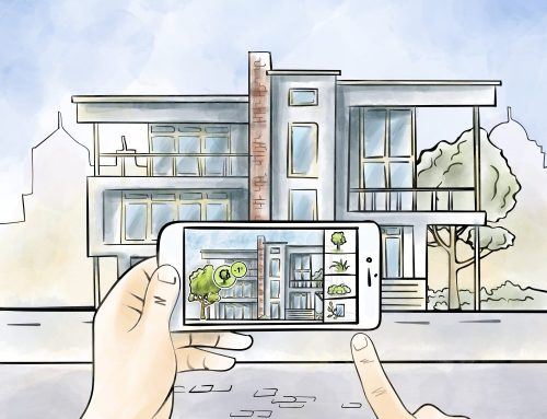 Start neues F&E Projekt: Green City Stadtplanung mit Augmented Reality