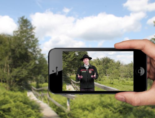 Discover the wilderness with the AR Ranger