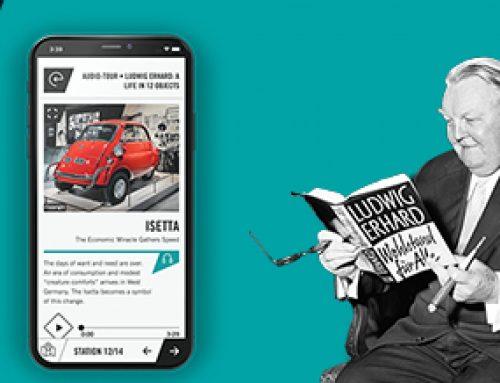 Wirtschaft verstehen mit der neuen App des Ludwig Erhard Zentrums