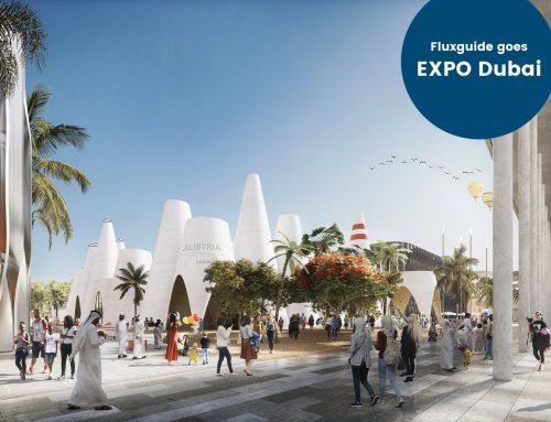 Fluxguide goes EXPO Dubai