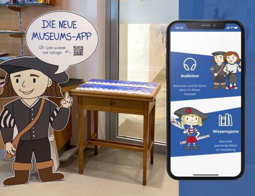 Kaiser Maximilian führt durchs Museum Wiener Neustadt